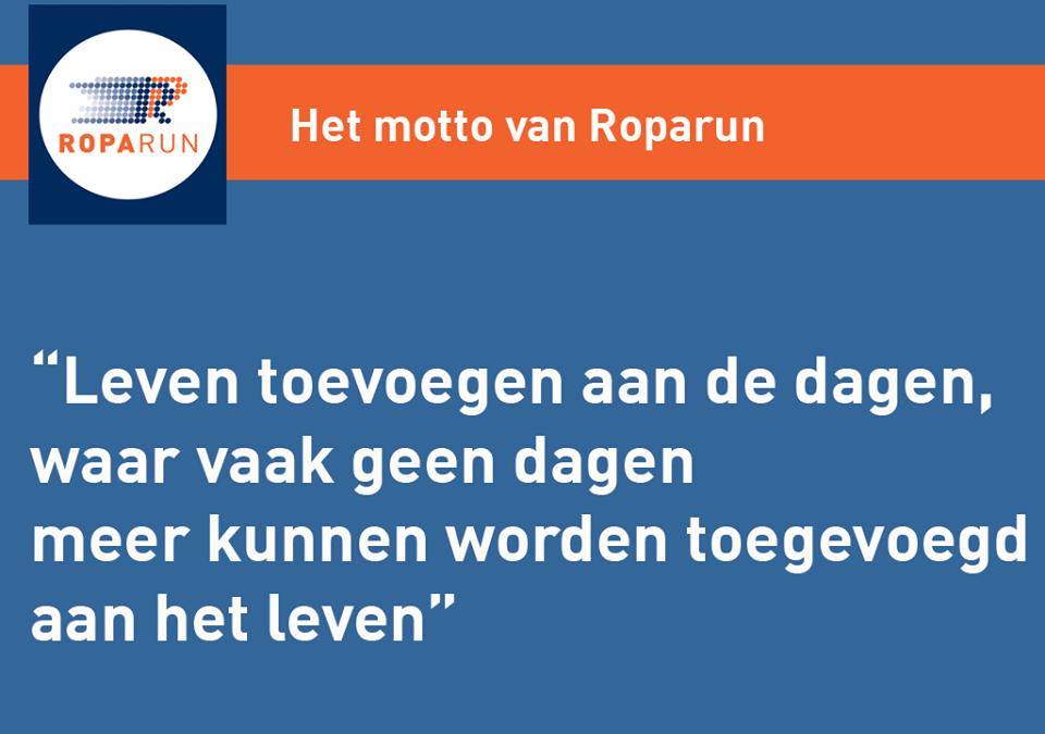 Inschrijvingen voor Roparun 2015 is een feit