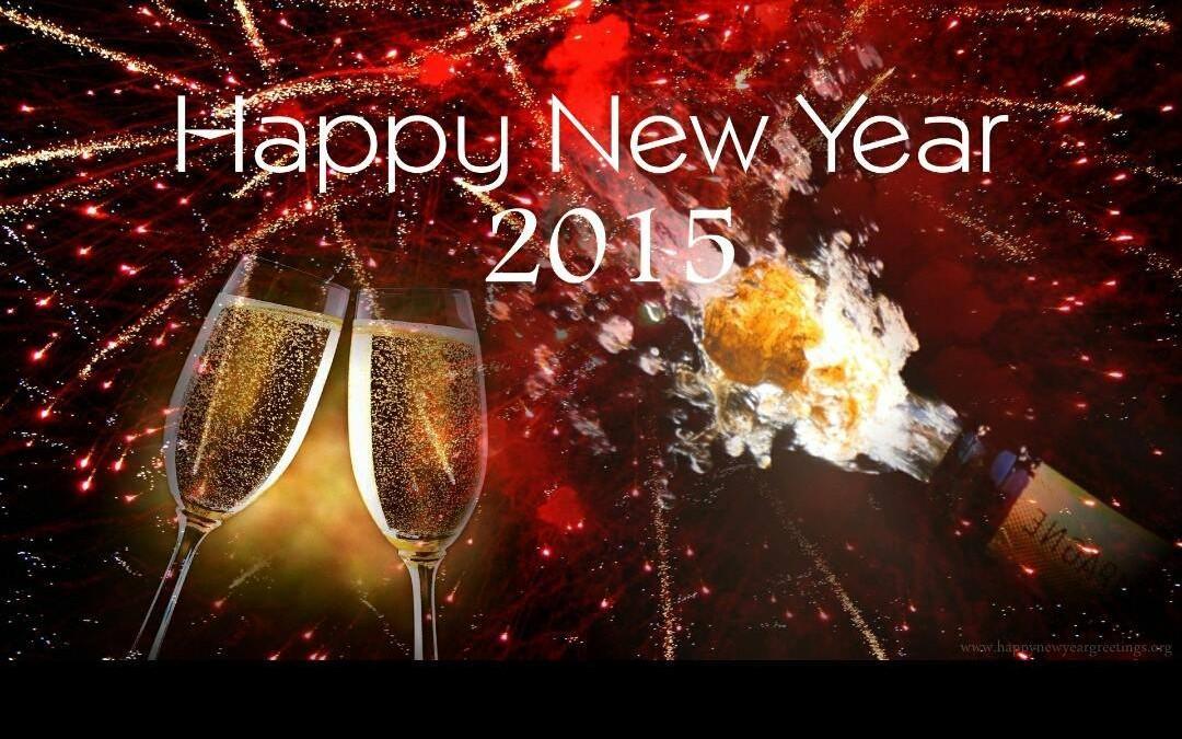 Wij wensen iedereen een voorspoedig, gezond en sportief 2015 toe!
