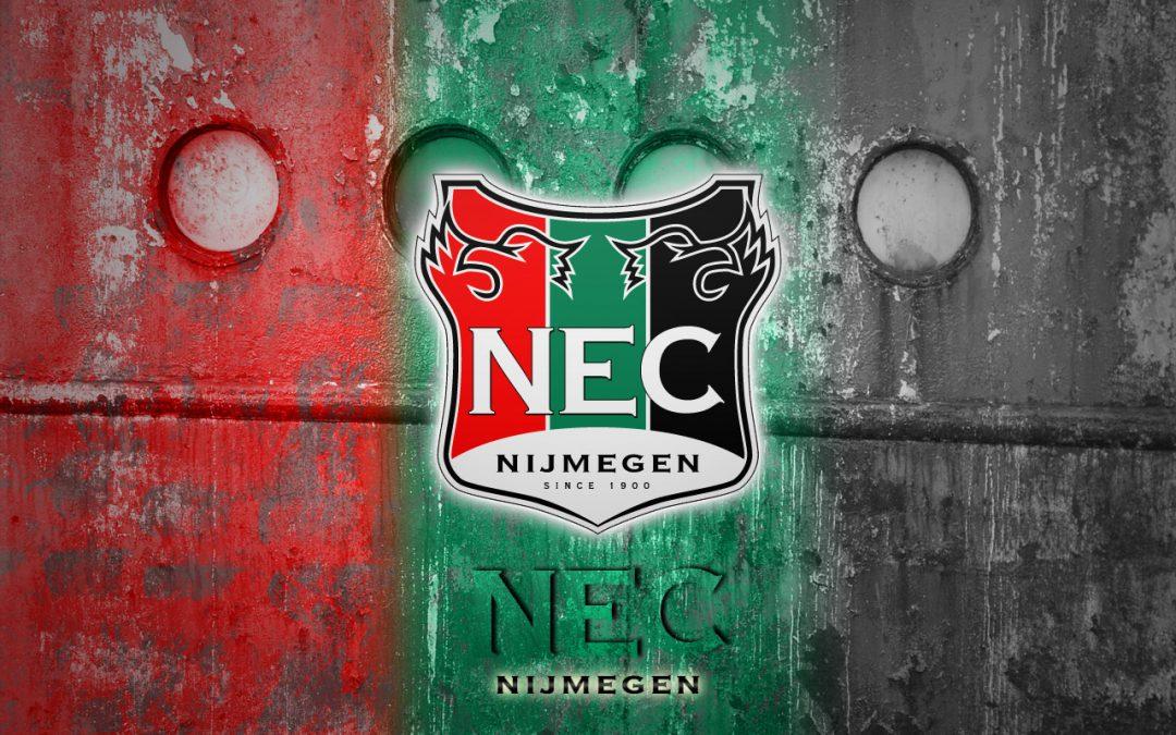 We gaan collecteren bij NEC !