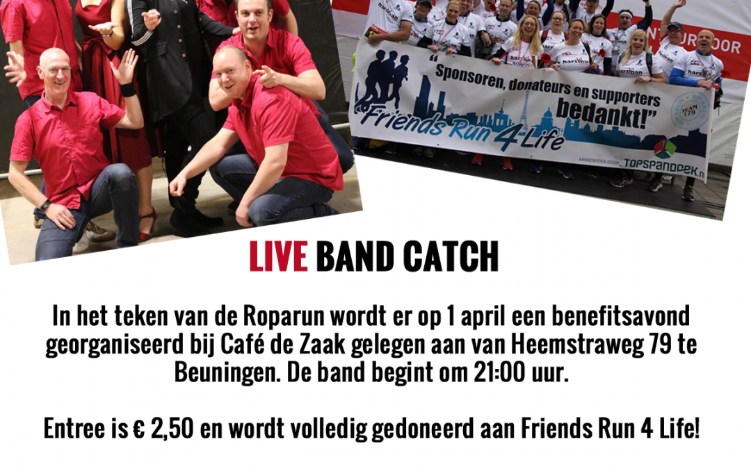 Live band Catch