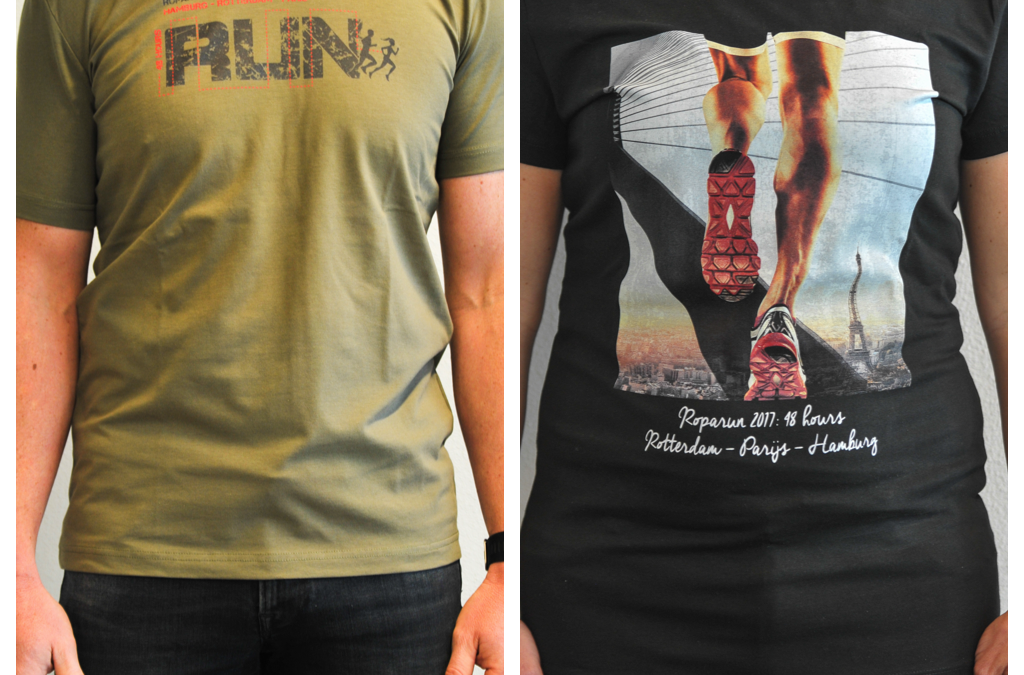 Koop hier jouw Roparunshirt!